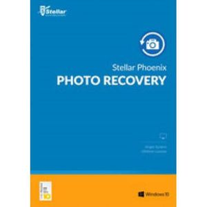 CARTE MÉMOIRE Stellar Phoenix Photo Recovery Windows V8 (Code ST