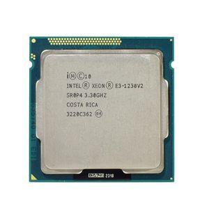 PROCESSEUR Intel Xeon E3 1230 V2 3.3 GHz SR0P4 8 M Quad Core