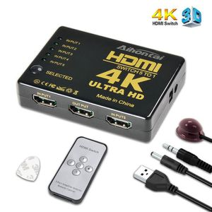 REPARTITEUR TV Aihontai Commutateur HDMI Répartiteur HDMI Commuta