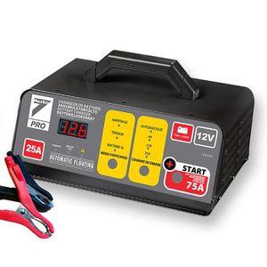 CHARGEUR DE BATTERIE Auto7 708950 chargeur de batterie 25A avec aide au