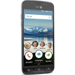 SMARTPHONE Doro 8040 Smartphone Noir Noir Android LTE 16GB -