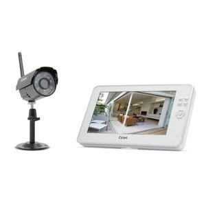 CAMÉRA DE SURVEILLANCE EXTEL Kit de surveillance sans fil O'PLUS 082503 a