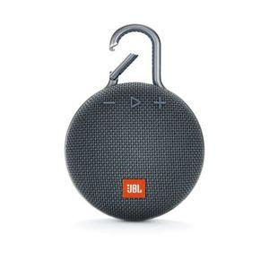 ENCEINTE NOMADE JBL CLIP3BLU Enceinte Bluetooth - Waterproof - Ble