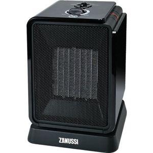 RADIATEUR D'APPOINT ZANUSSI Chauffage céramique oscillant Cubik 1800W