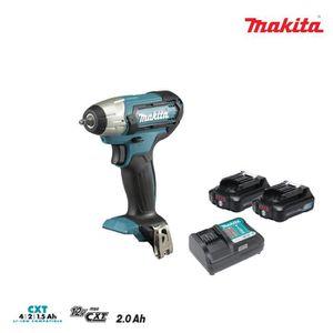 BATTERIE MACHINE OUTIL Boulonneuse à chocs MAKITA 12V - 2 batteries BL102
