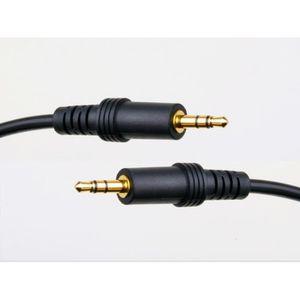 CÂBLE TV - VIDÉO - SON MHP ® 10m 3.5 mm stéréo Audio Jack Plug câble m…