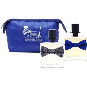 EAU DE TOILETTE Coffret 2 Parfums homme 100ml Paris Elysees de la
