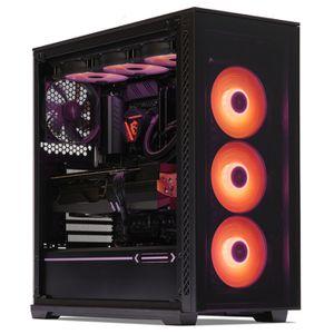 UNITÉ CENTRALE  PC Gamer, AMD Ryzen 7, RTX 2080Ti, 250Go SSD, 2To