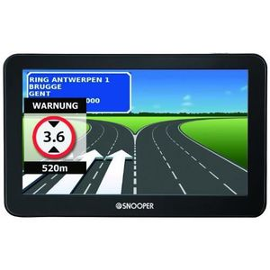 GPS AUTO SNOOPER S6400 TRUCK / CAMIONMATE