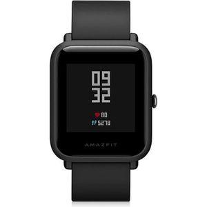 MONTRE CONNECTÉE Montre Connectée Xiaomi AMAZFIT BIP - Noir
