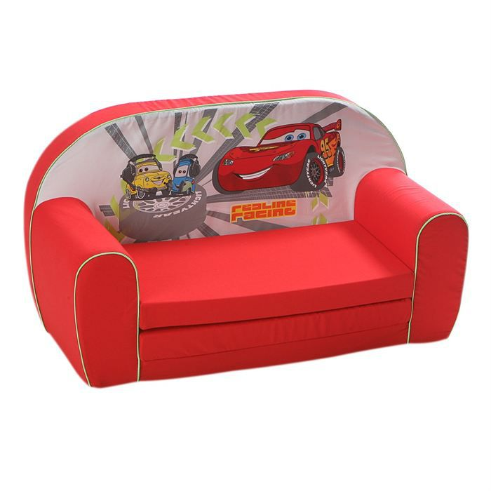 cars canap convertible rouge achat vente fauteuil canap b b 5413538100350 cdiscount. Black Bedroom Furniture Sets. Home Design Ideas