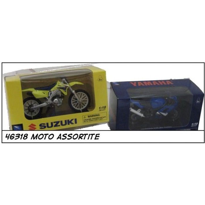 New-Way Moto honda 1/18°