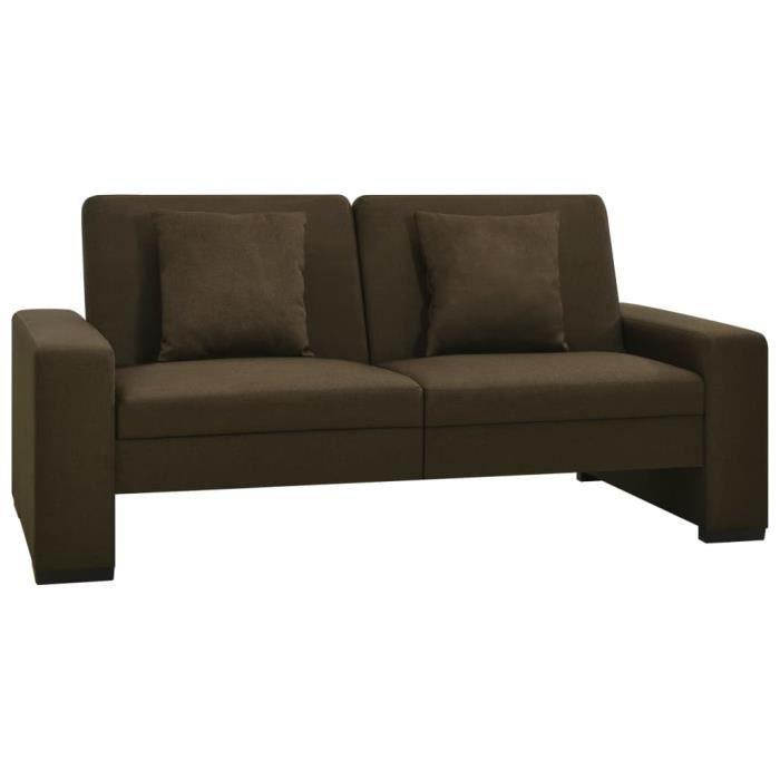 Moderne Canapé-lit Confortable & Haut de gamme modulaire 3 places - Canapé d'angle convertible réversible clic ®VMEFFE®