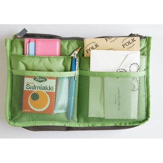 Nécessaire esthéticienne voyage vanité Necessaire femmes beauté trousse de toilette maquillage sac cosmétique dan - Green - MIKE2157