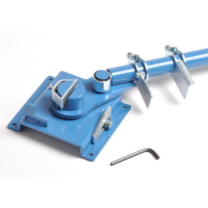 La Cintreuse manuelle de fer/barre à béton pour les diamètres 6-12mm GIB-2B