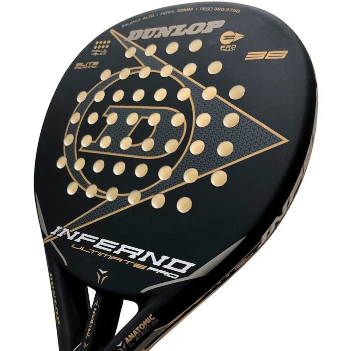 Dunlop Inferno Ultimate Pro Black[128]