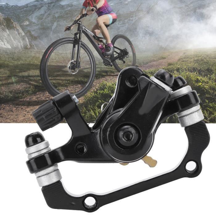 YOSOO Étrier de frein Vélo électrique universel étriers de frein à disque mécanique vélo de vélo (arrière (F180 R160))
