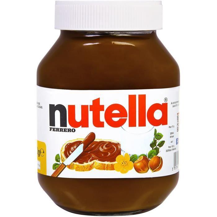 FERRERO Nutella - Pot de 1 kg