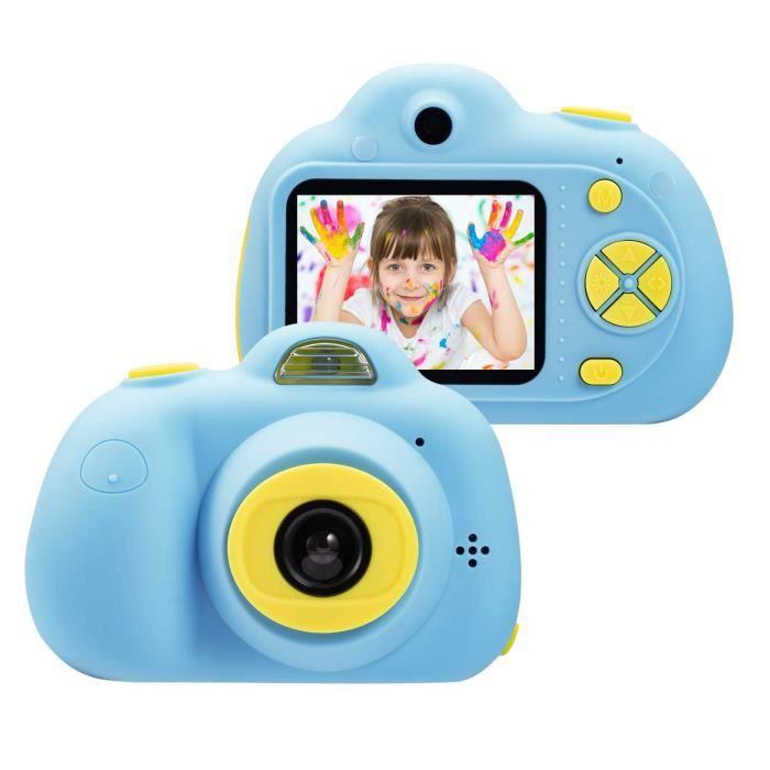 MOONMINI ® Appareil Photo Enfant Numérique de sport LCD HD 5MP avec écran de 2.0 pouce-JX1