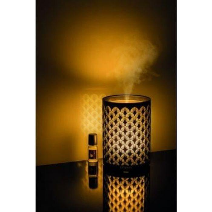 Diffuseur brume de parfum édition Noir et Lumière - Esteban