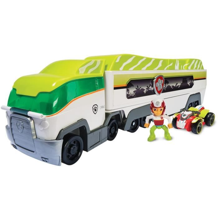 SPIN MASTER Camion jungle Pat Patrouille
