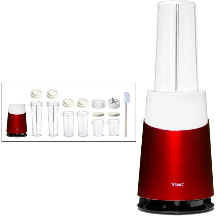 TRIBEST Personal Blender Tribest PB420 - Rouge