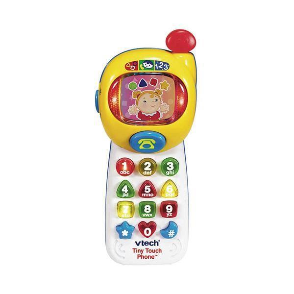 Vtech - Baby Touch Phone - Jouet De Premier Âge