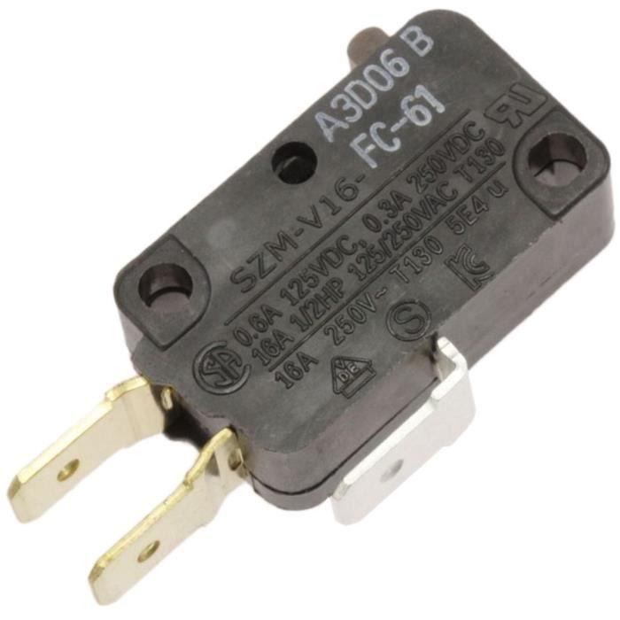 Interrupteur A3d06b - Four micro-ondes - (18074)
