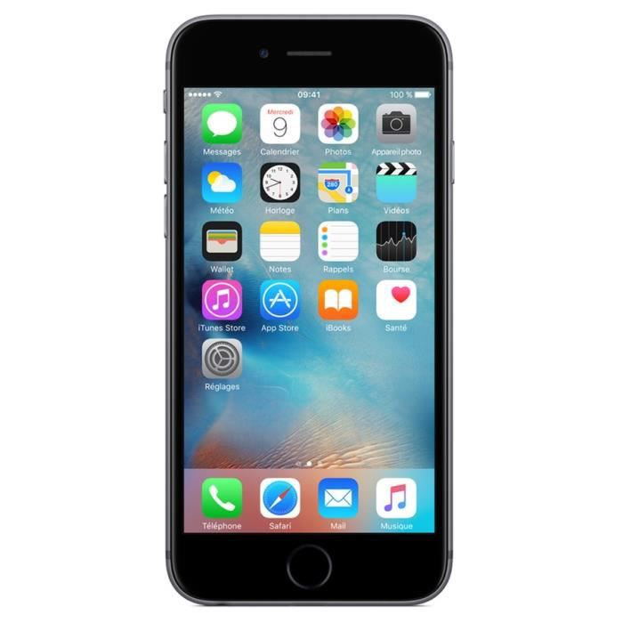 iphone 6s noir reconditionne achat vente iphone 6s