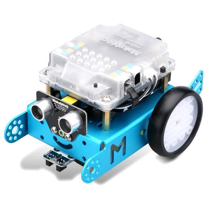 KIT MODELISME Makeblock DIY Kit Arduino robot de démolition -Bleu
