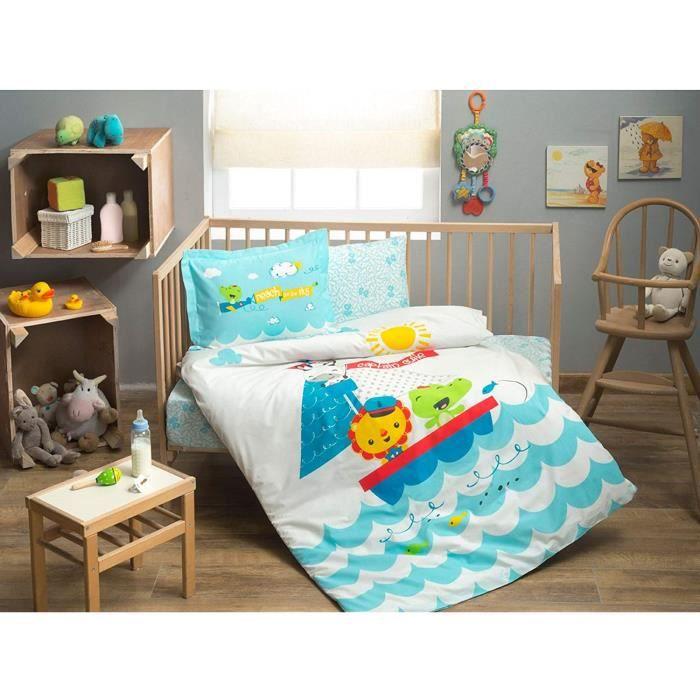 10 Baby bedding set 3 18 pcs bébé matelas couette couette taie d/'oreiller housse 120x60