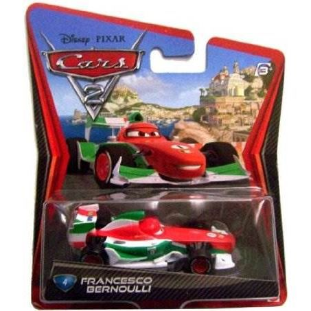 Voiture cars 2 m tal cars 2 francesco bernoulli v achat for 2 box auto indipendenti