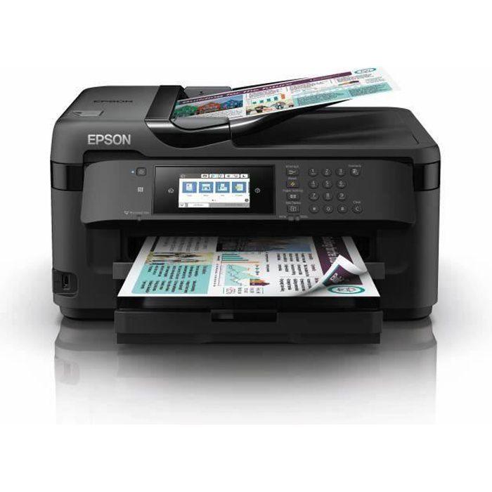 IMPRIMANTE EPSON Imprimante Multifonctions 4-en-1 Workforce W