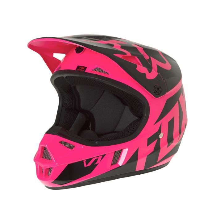 casque moto cross rose achat vente casque moto cross rose pas cher les soldes sur. Black Bedroom Furniture Sets. Home Design Ideas