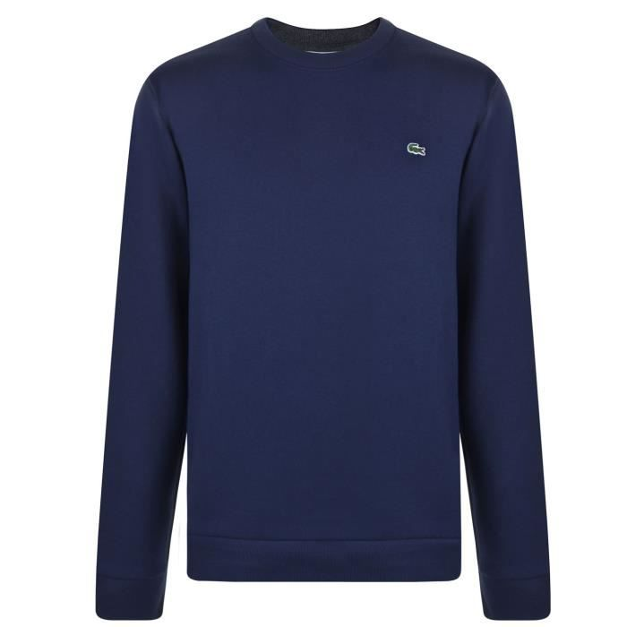 d3a4eab0bbfc Lacoste Pull Col Rond Homme