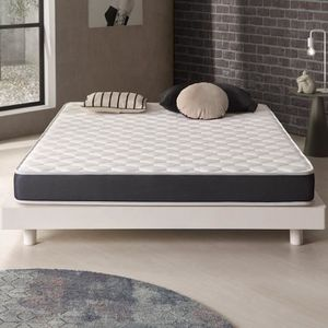 matelas 90 x 190 cm achat vente matelas 90 x 190 cm pas cher black friday le 24 11 cdiscount. Black Bedroom Furniture Sets. Home Design Ideas