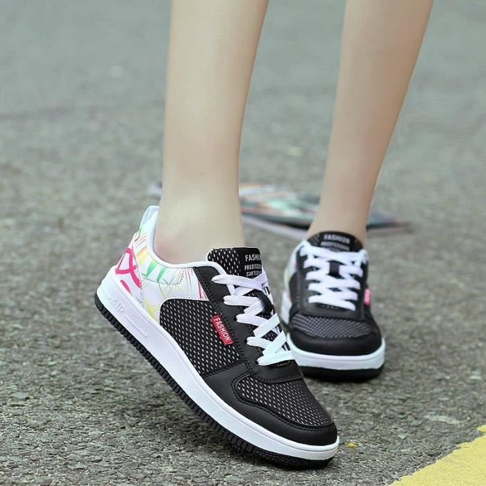 ESPADRILLE  printemps et automne nouveau  respirant  fond plat  confortable  chaussures pour femmes