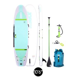STAND UP PADDLE JOBE Pack Paddle Gonflable Lena 10'6