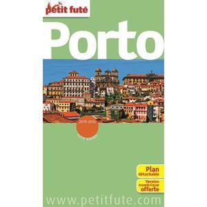 GUIDES MONDE Petit Futé Porto