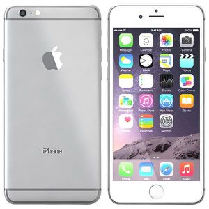 SMARTPHONE RECOND. APPLE iPhone 6 Smartphone argent 16Go reconditionn