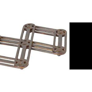 DESSOUS DE PLAT  Dessous de plat extensible en aluminium -  Gris