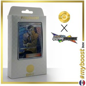 CARTE A COLLECTIONNER BELADONIS 152-156 Full Art - #myboost X Soleil & L