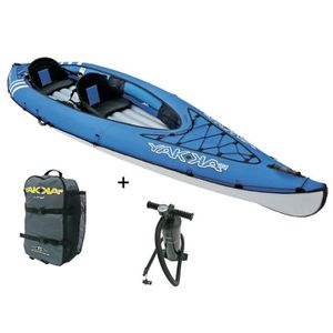 KAYAK BIC Kayak Gonflable Yakkair Lite 2 - Coloris selon