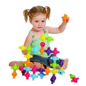 JEU D'APPRENTISSAGE BSM - Ed 829036 - Kiddy / Baby Connect 36 Pièces