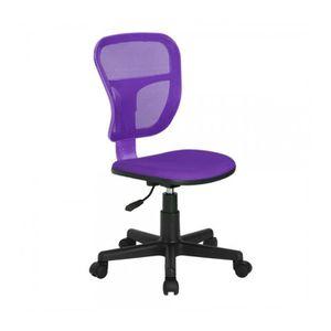 CHAISE DE BUREAU Chaise de bureau en maille plastique - CaliCosy 0,