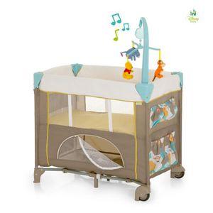 Lit pliant Dream\'n Care Winnie l\'ourson Spring … Marron ...