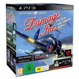 JEU PS3 Damage Inc. Pacific Squadron WWII - édition col…