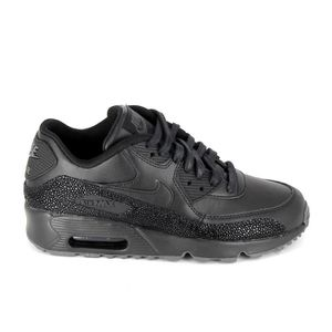 huge selection of b3efa d9648 BASKET NIKE Air Max 90 SE LTR Jr Noir 859560002