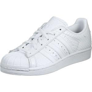 BASKET Adidas femme superstar w, blanc - blanc AOHRC Tail