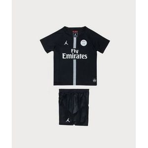 purchase cheap 68bb1 873e1 TENUE DE FOOTBALL Maillot PSG X Jordan Third 18 19 Enfants Maillot d